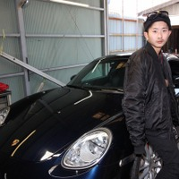car audio newcomer! PORSCHE Cayman(オーナー・松下純也さん) by EAST 後編