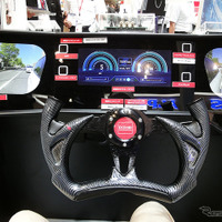【CEATEC 16】スマホでドア開け、脈波センサで乗員を診る…ロームの近未来運転シーン