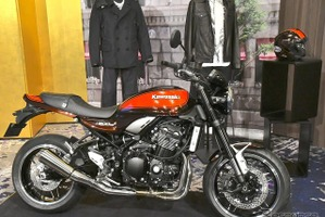 【TMSレポート】カワサキZ1の再来!「Z900RS」降臨 画像